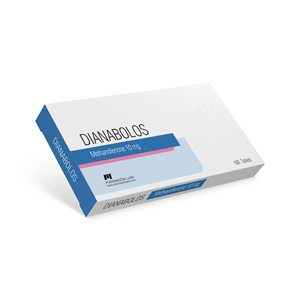 Acquista Methandienone orale (Dianabol): Dianabolos 10 Prezzo