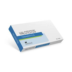 Acquista Fluoxymesterone (Halotestin): Halotestos 10 Prezzo