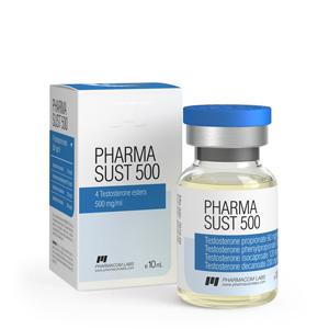Acquista Sustanon 250 (miscela di testosterone): Pharma Sust 500 Prezzo