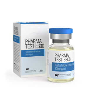 Acquista Testosterone enantato: Pharma Test E300 Prezzo