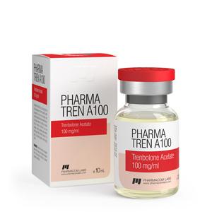 Acquista Acetato di trenbolone: Pharma Tren A100 Prezzo
