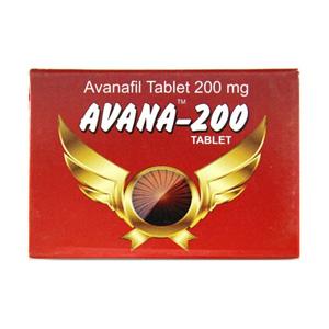 Acquista avanafil: Avana 200 Prezzo
