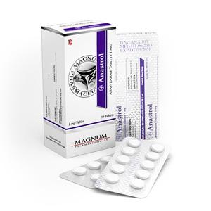 Acquista anastrozolo: Magnum Anastrol Prezzo