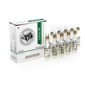 Acquista Boldenone undecylenate (Equipose): Magnum Bold 300 Prezzo