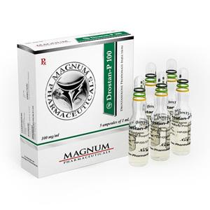 Acquista Drostanolone propionato (Masteron): Magnum Drostan-P 100 Prezzo