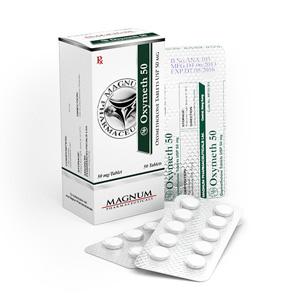 Acquista Oxymetholone (Anadrol): Magnum Oxymeth 50 Prezzo