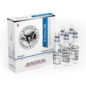 Acquista Methenolone enanthate (deposito di Primobolan): Magnum Primo 100 Prezzo