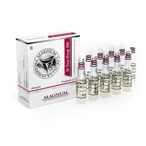 Acquista Propionato di testosterone: Magnum Test-Prop 100 Prezzo