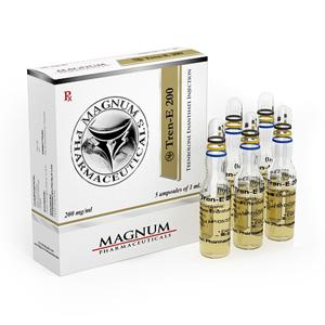 Acquista Trenbolone enanthate: Magnum Tren-E 200 Prezzo