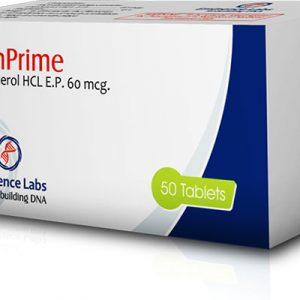 Acquista Clenbuterol hydrochloride (Clen): Klenprime 60 Prezzo
