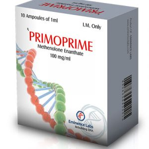 Acquista Methenolone acetato (Primobolan): Primoprime Prezzo