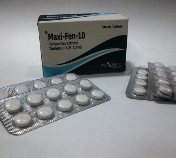 Acquista Tamoxifene citrato (Nolvadex): Maxi-Fen-10 Prezzo