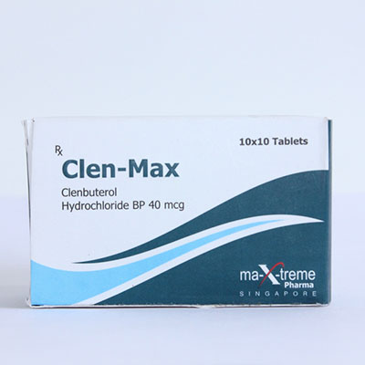 Acquista Clenbuterol hydrochloride (Clen): Clen-Max Prezzo