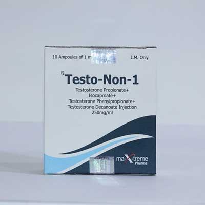 Acquista Sustanon 250 (miscela di testosterone): Testo-Non-1 Prezzo