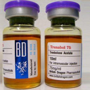 Acquista Acetato di trenbolone: Trenbolone-75 Prezzo