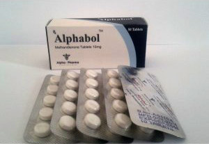 Acquista Methandienone orale (Dianabol): Alphabol Prezzo