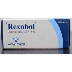 Acquista Stanozolol orale (Winstrol): Rexobol-10 Prezzo