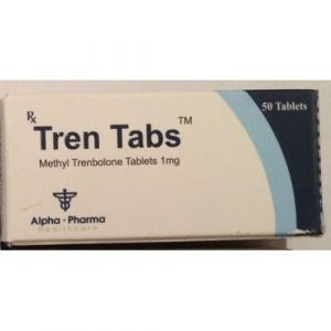 Acquista Methyltrienolone (metil trenbolone): Tren Tabs Prezzo