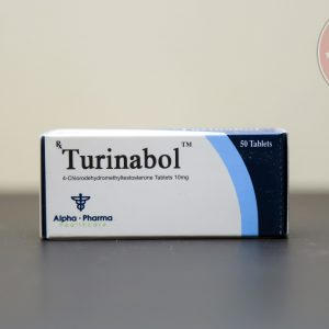 Acquista Turinabol (4-Chlorodehydromethyltestosterone): Turinabol 10 Prezzo