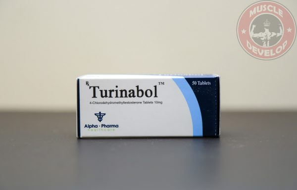 Acquista Turinabol (4-Chlorodehydromethyltestosterone): Turinabol 10 Prezzo