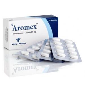 Acquista Exemestane (Aromasin): Aromex Prezzo