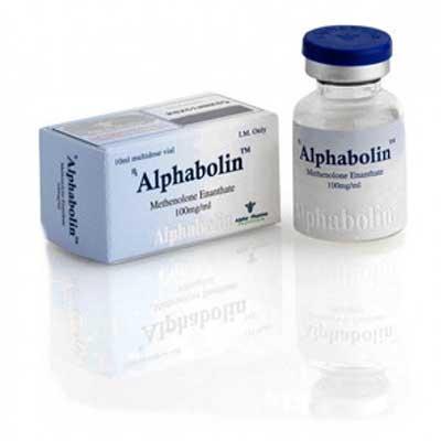 Acquista Methenolone enanthate (deposito di Primobolan): Alphabolin (vial) Prezzo