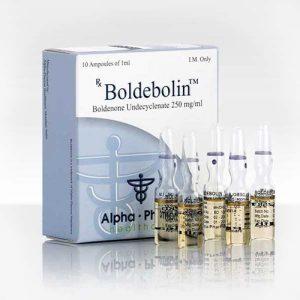 Acquista Boldenone undecylenate (Equipose): Boldebolin Prezzo