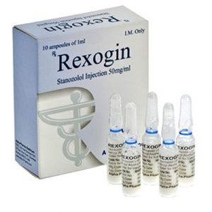 Acquista Iniezione di Stanozolol (deposito di Winstrol): Rexogin Prezzo