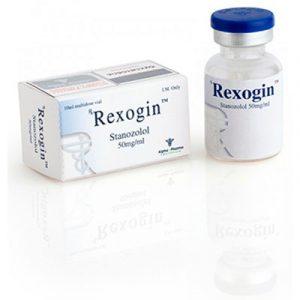 Acquista Iniezione di Stanozolol (deposito di Winstrol): Rexogin (vial) Prezzo