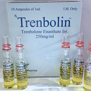 Acquista Trenbolone enanthate: Trenbolin (ampoules) Prezzo