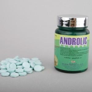Acquista Oxymetholone (Anadrol): Androlic Prezzo