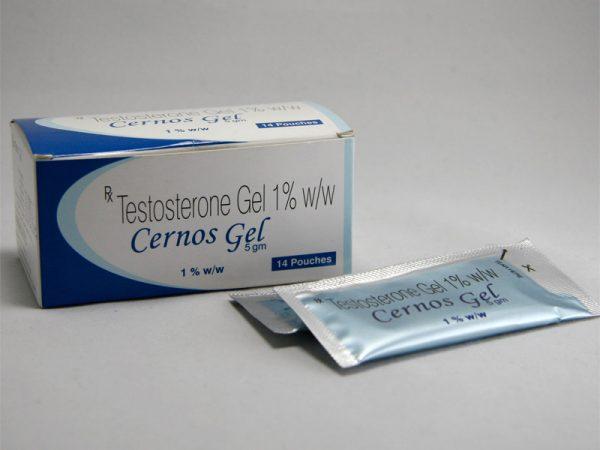 Acquista Integratori di testosterone: Cernos Gel (Testogel) Prezzo