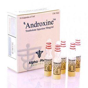 Acquista trenbolone: Androxine Prezzo