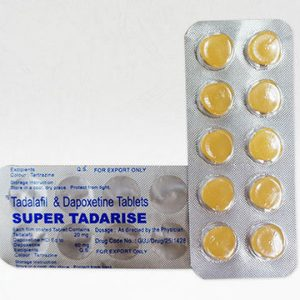 Acquista Tadalafil: Cialis with Dapoxetine 60mg Prezzo