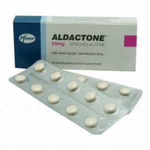 Acquista Aldattone (Spironolattone): Aldactone Prezzo