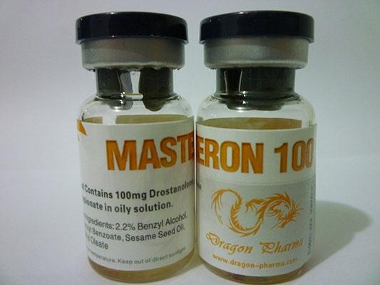 Acquista Drostanolone propionato (Masteron): Masteron 100 Prezzo