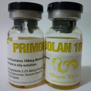 Acquista Methenolone enanthate (deposito di Primobolan): Primobolan 100 Prezzo