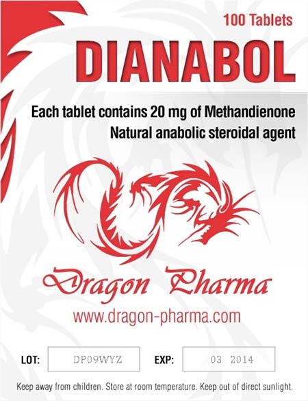 Acquista Methandienone orale (Dianabol): Dianabol 20 Prezzo