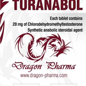Acquista Turinabol (4-Chlorodehydromethyltestosterone): Turanabol Prezzo