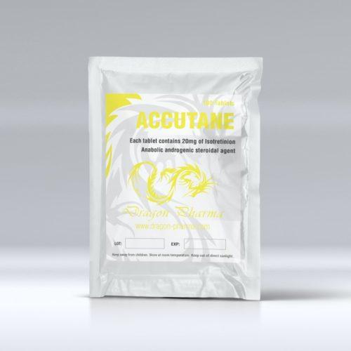 Acquista isotretinoina (Accutane): ACCUTANE Prezzo